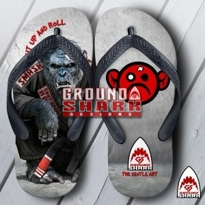 Gentle Art Chimp Mat Flip Flops