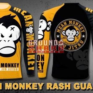 Mean Monkey Rash Guard