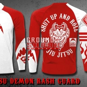 No Easy Roll Rash Guard