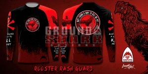 Rooster Rash Guard